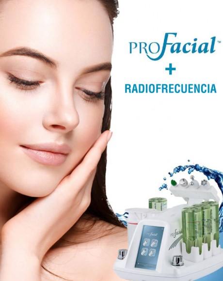 Profacial + Radiofrecuencia
